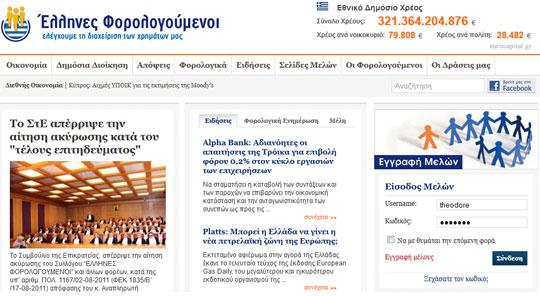 Έλληνες Φορολογούμενοι