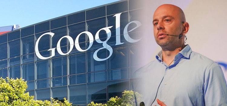 Γρηγόρης Ζαφιρόπουλος: Ο νέος διευθυντής της Google στην Ελλάδα