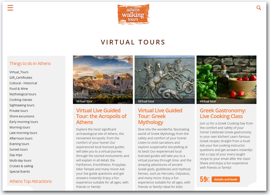Athens Walking Tours | Τουριστικό Portal