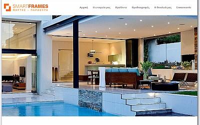 SmartFrames | Commercial website